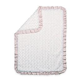Trend Lab® Waverly® Rosewater Glam Ruffled Rosette Blanket