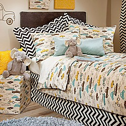 Glenna Jean Traffic Jam Bedding Collection