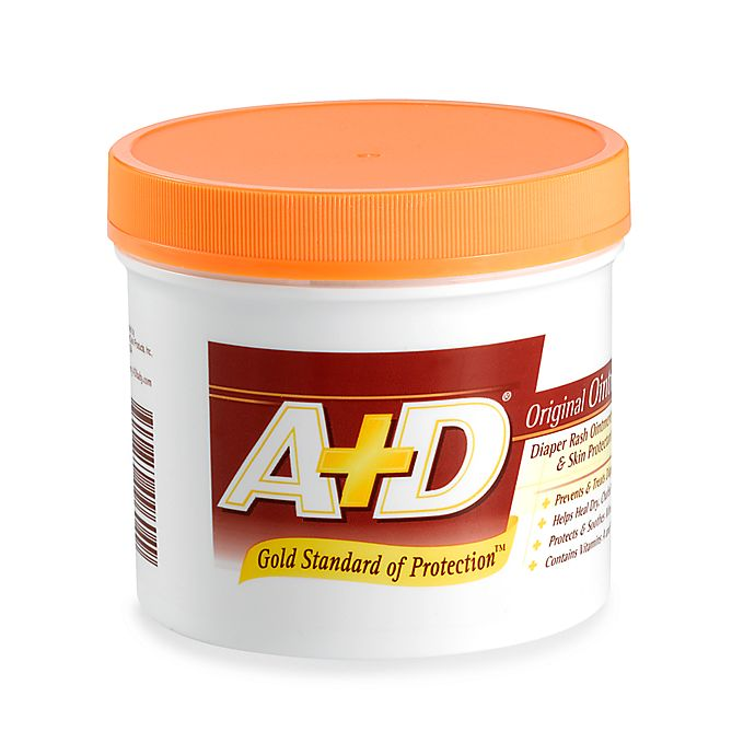 Alternate image 1 for A + D Original Ointment 16-Ounce Jar
