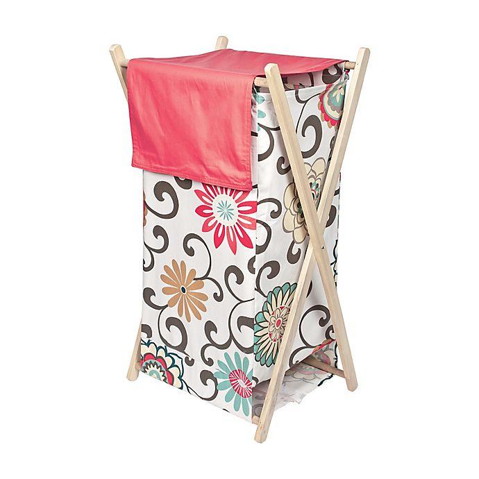 Pier One Baby Furniture: Waverly® Baby By Trend Lab® Pom Pom Play Hamper