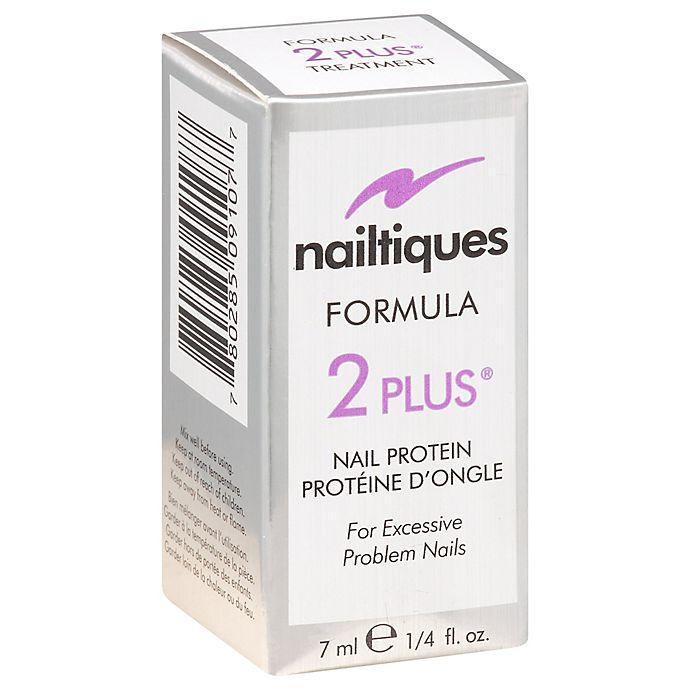 Alternate image 1 for Nailtiques Formula 2 Plus .25 oz. Nail Protein