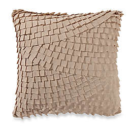 Anthology™ Mina Box Pleat Throw Pillow