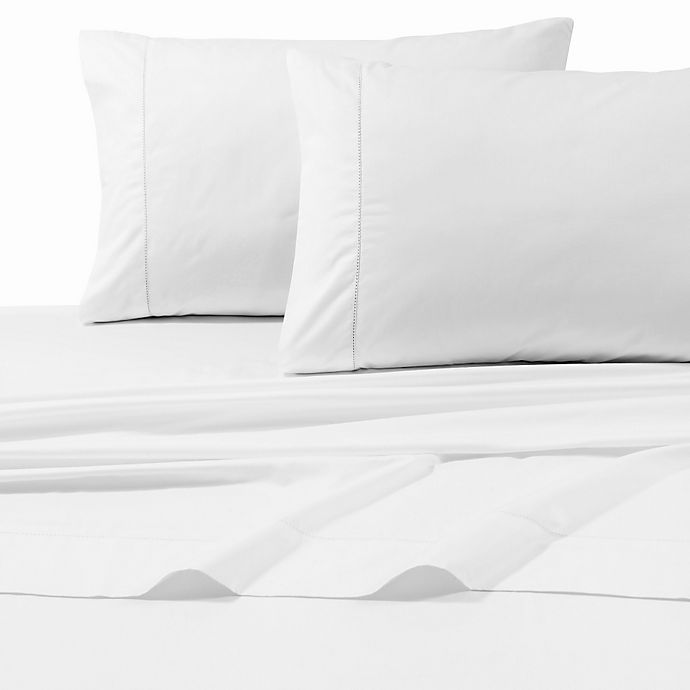 Alternate image 1 for 800-Thread-Count Deep Pocket King Sheet Set in White