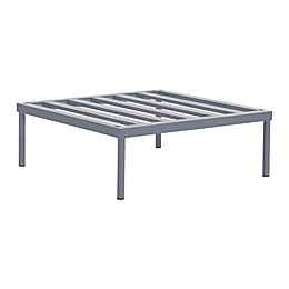 Zuo® Sand Beach Single Base in Grey