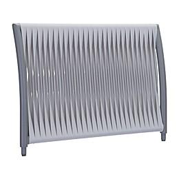 Zuo® Sand Beach Arm Side/Backrest in Light Grey