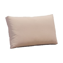 Zuo® Outdoor Glass Beach Back Cushion in Taupe