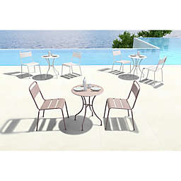 Zuo® Oz Round Outdoor Dining Table