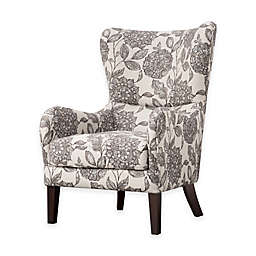 Madison Park Arianna Swoop Wing Chair