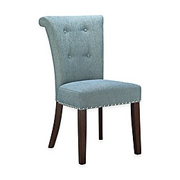 Madison Park Colfax Chairs in Blue (Set of 2)