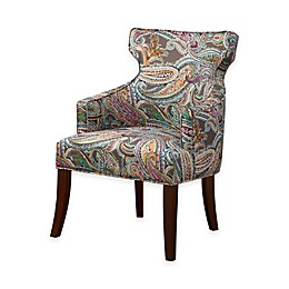 Madison Park Kujawa Notch Back Accent Chair