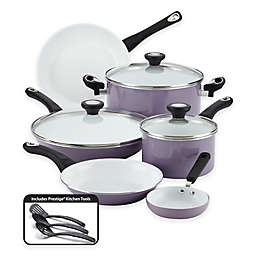 Farberware® PURECOOK™ Ceramic Nonstick 12-Piece Cookware Set