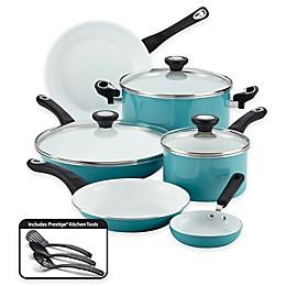 Farberware® PURECOOK™ Ceramic Nonstick 12-Piece Cookware Set