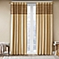 Part of the Madison Park Dune Window Curtain Panel and Valance