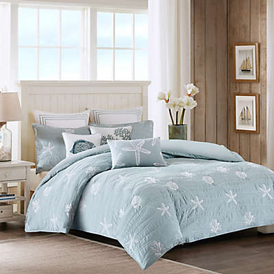 Harbor House™ Seaside Quilted Duvet Cover Set