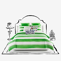 kate spade new york Rugby Stripe Comforter Set