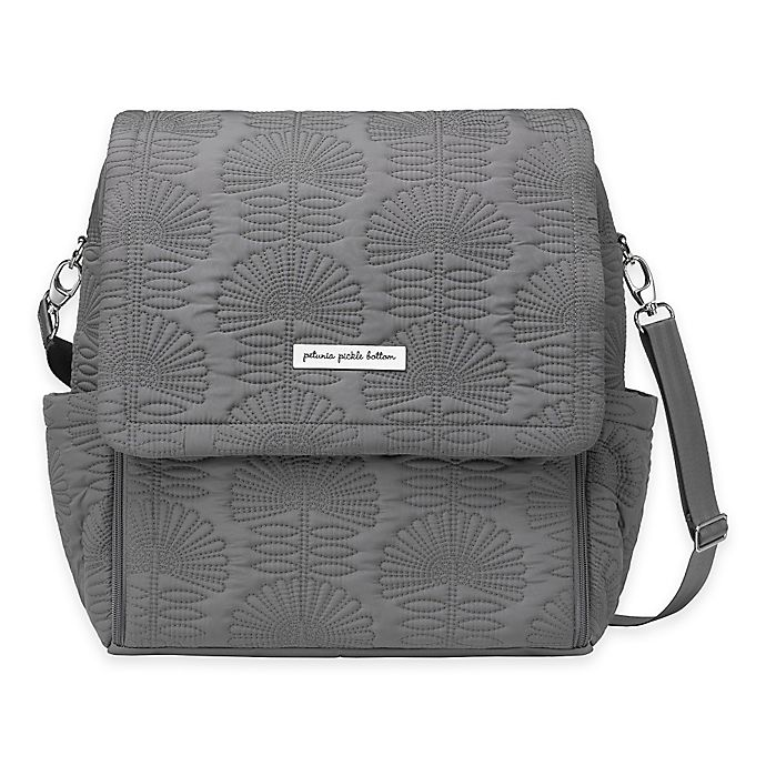 Alternate image 1 for Petunia Pickle Bottom® Boxy Backpack® in Champs-Elysees Stop