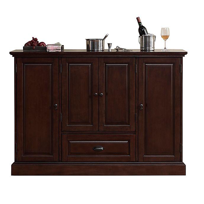 Alternate image 1 for American Heritage Carlotta Wine Cabinet