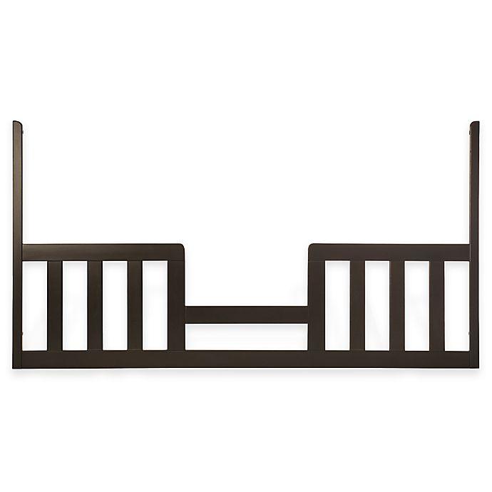 Alternate image 1 for Child Craft™ Toddler Guard Rail for London & Sheldon Cribs Slate