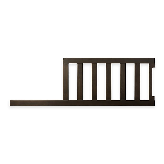 Alternate image 1 for Child Craft™ Toddler Guard Rail for Coventry Mini 4-in-1 Convertible Crib in Slate