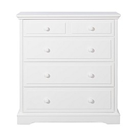 Child Craft™ Universal Premier 4-Drawer Chest in Matte White
