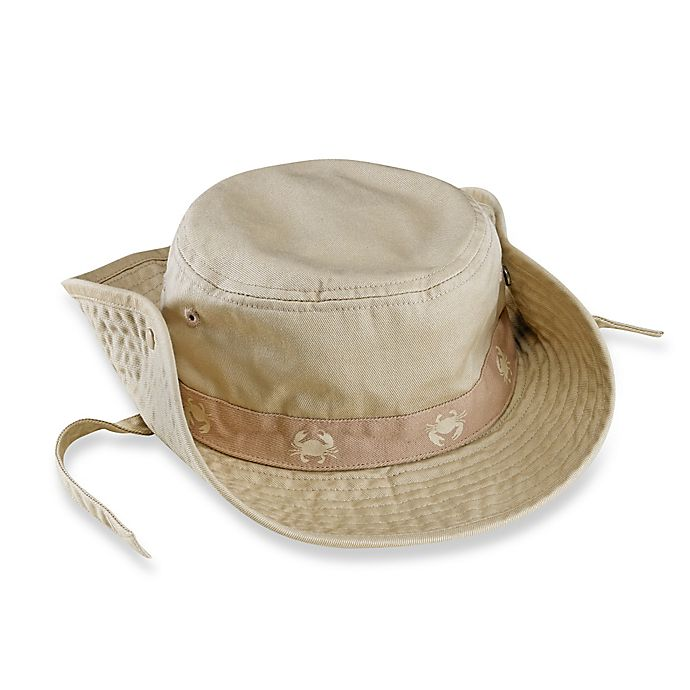 0fa24855f80 ... on sale f287c 345ed Alternate image 1 for carters Safari Bucket Hat in  Khaki  best service 0351f 1674c Baby ...