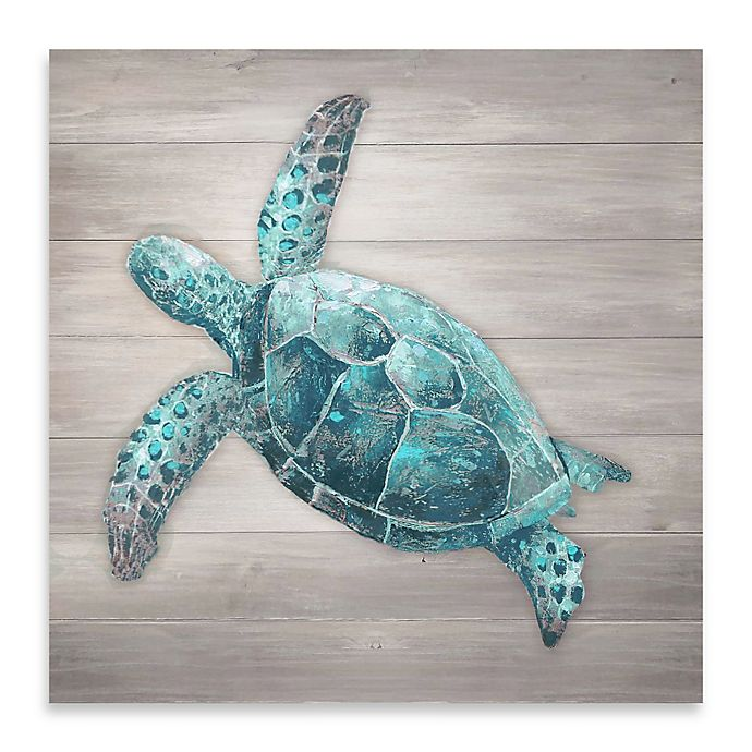 incredible wooden turtle wall art 15