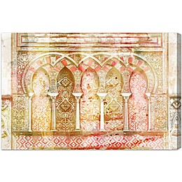 Oliver Gal Cordoba Doors Canvas Wall Art