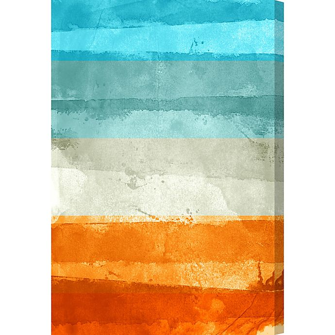 Alternate image 1 for Oliver Gal Artist Co. Summer Sun Canvas Wall Art