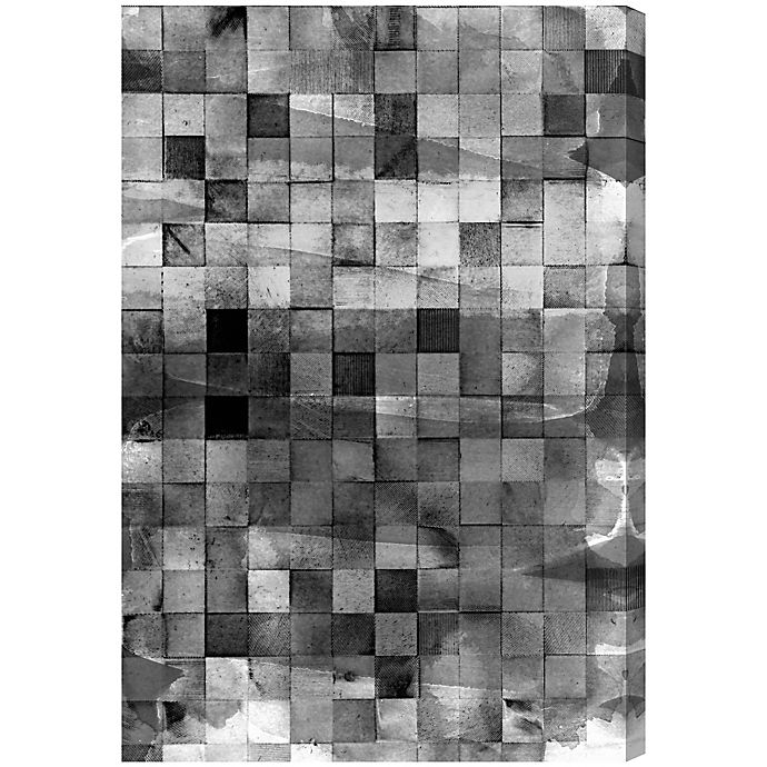 Alternate image 1 for The Oliver Gal Artist Co. Mosaic Smoke Canvas Wall Art