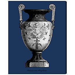 Oliver Gal Artist Co. Parisienses Amphora Canvas Wall Art