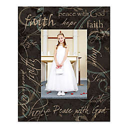 Faith in God Digitally Printed Canvas Wall Art