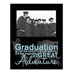 Graduation Adventure Canvas Wall Art