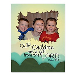 Our Children Are Gifts Canvas Wall Art