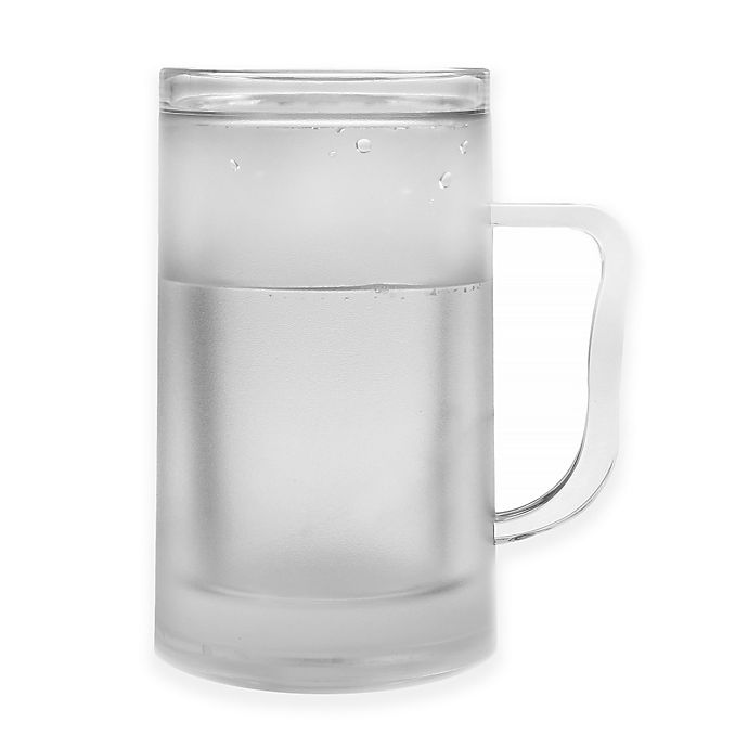 Clear Frosty Mug Bed Bath Beyond