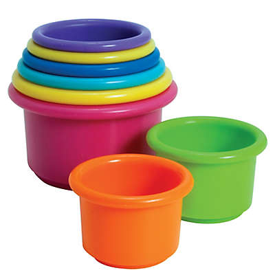 Stack & Count Cups (8 Pack)