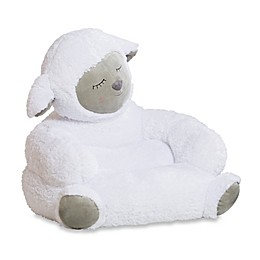 Trend Lab® Lamb Children's Plush Character Chair