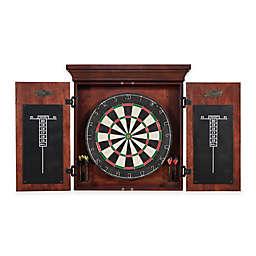 Athos Dartboard Cabinet Set
