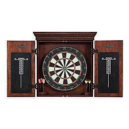 Cavalier Dartboard Cabinet Set