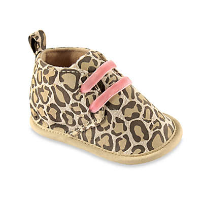 BabyVision® Luvable Friends™ Desert Boots in Leopard