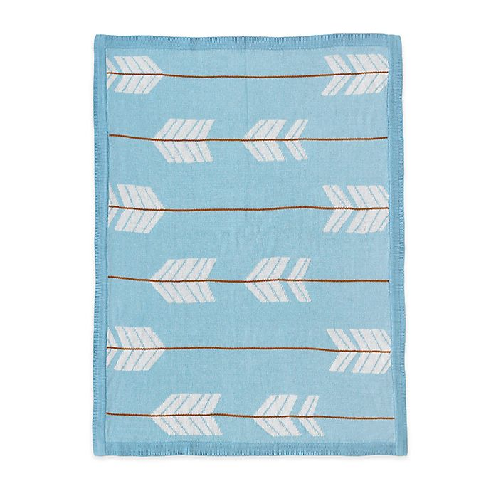 Alternate image 1 for Lolli Living™ by Living Textiles Mix & Match Woods Knit Blanket