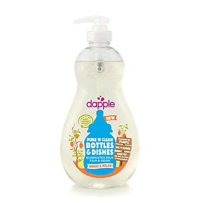 dapple® 16.9 oz. Pure 'N' Clean Baby Bottle and Dish Liquid Cleaner in Mango Melon