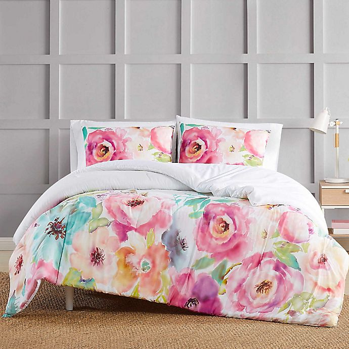 Alternate image 1 for Christian Siriano NY® Spring Flowers Bedding Collection
