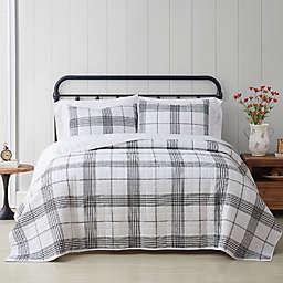 Cottage Classics® Cottage Plaid 2-Piece Twin XL Quilt Set