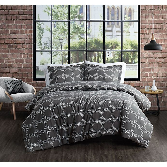 Alternate image 1 for Brooklyn Loom® Nina Duvet Set