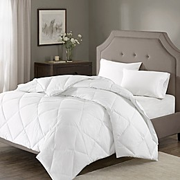 Madison Park Signature 1000-Thread-Count Down Alternative Comforter in White