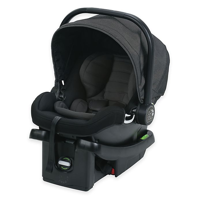 Baby Jogger City Go Infant Car Seat In Charcoal Buybuy Baby