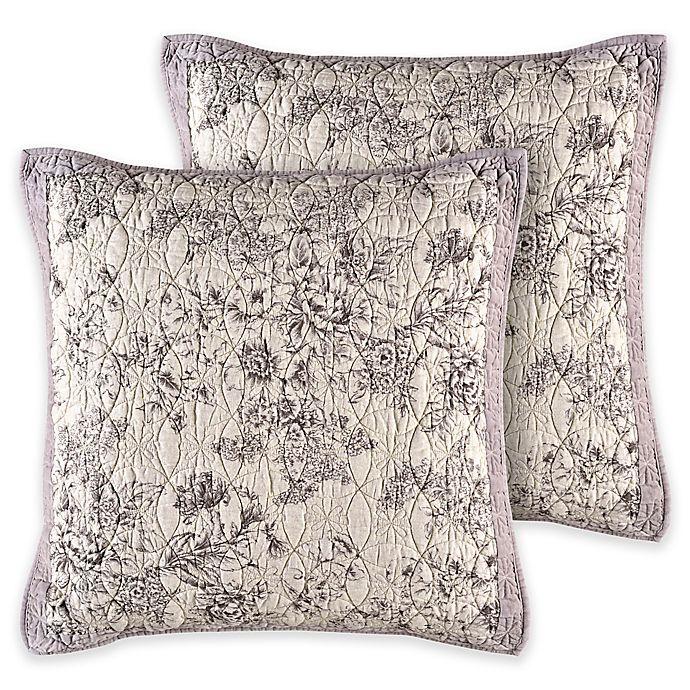 Alternate image 1 for Davis European Pillow Sham in Taupe