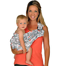 Balboa Baby® Dr. Sears Original Adjustable Baby Sling in Grey Dahlia