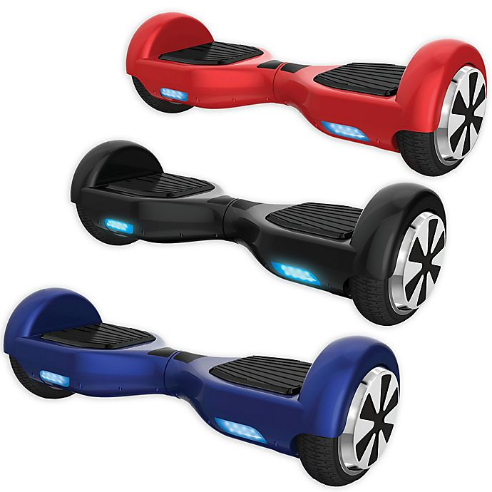 Alternate image 1 for ROAM Hoverboard Electric Scooter