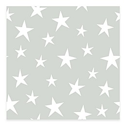 WallPops!® NuWallpaper™ Stardust Peel & Stick Wallpaper in Grey